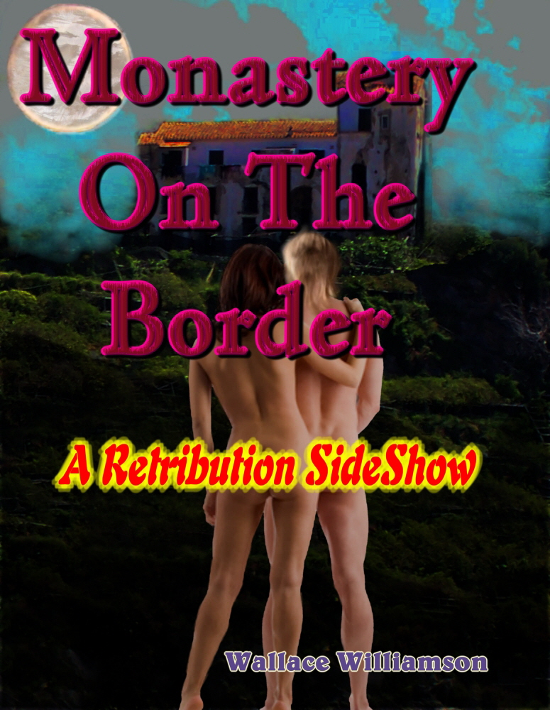 Here's A Big Pic Of The Cover 4 Monastery On The Border!  Click The Pic 4 A Better View!!!